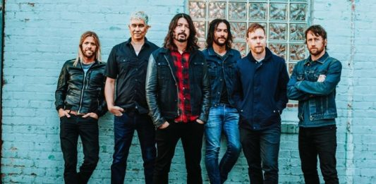 Foo Fighters em 2017