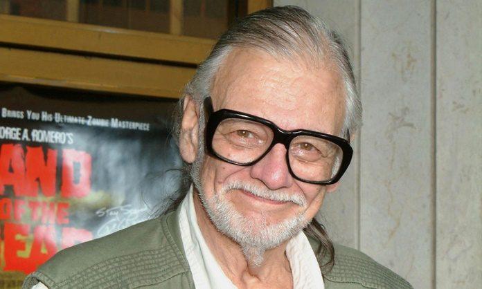 George A. Romero em 2005