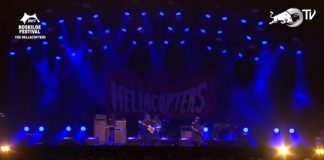 Hellacopters no Roskilde Festival