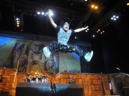 Iron Maiden no Rio de Janeiro, 2009