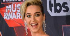 Katy Perry em premiação, 2017