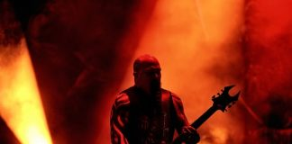 Kerry King, do Slayer, no Primavera Sound 2017