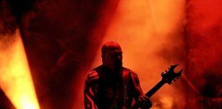 Kerry King, do Slayer, no Primavera Sound 2017