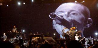 Linkin Park na Tailândia em 2011