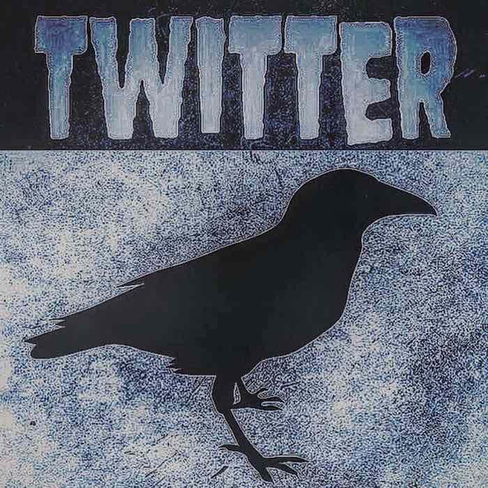 logo metal - twitter