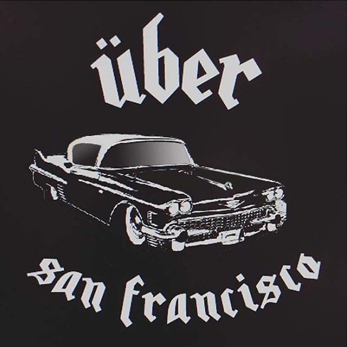 logo metal - uber