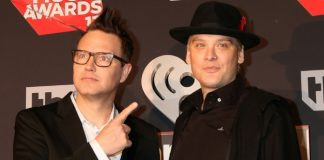 Mark Hoppus e Matt Skiba