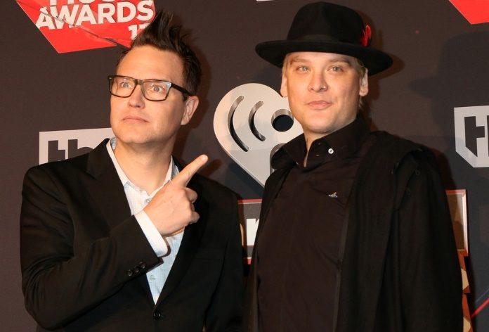 Mark Hoppus e Matt Skiba