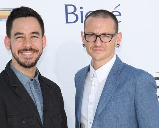 Mike Shinoda e Chester Bennington
