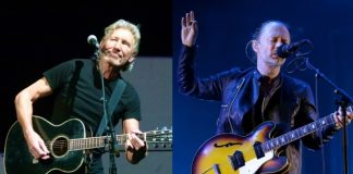 Roger Waters e Thom Yorke