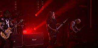 Slayer no Jimmy Fallon