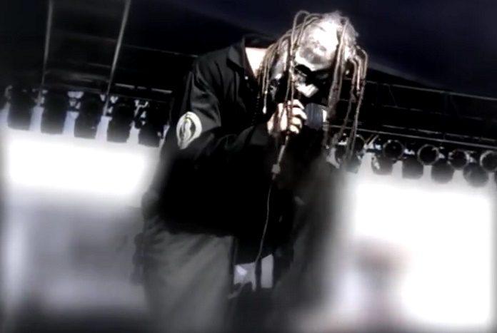 Slipknot no clipe de