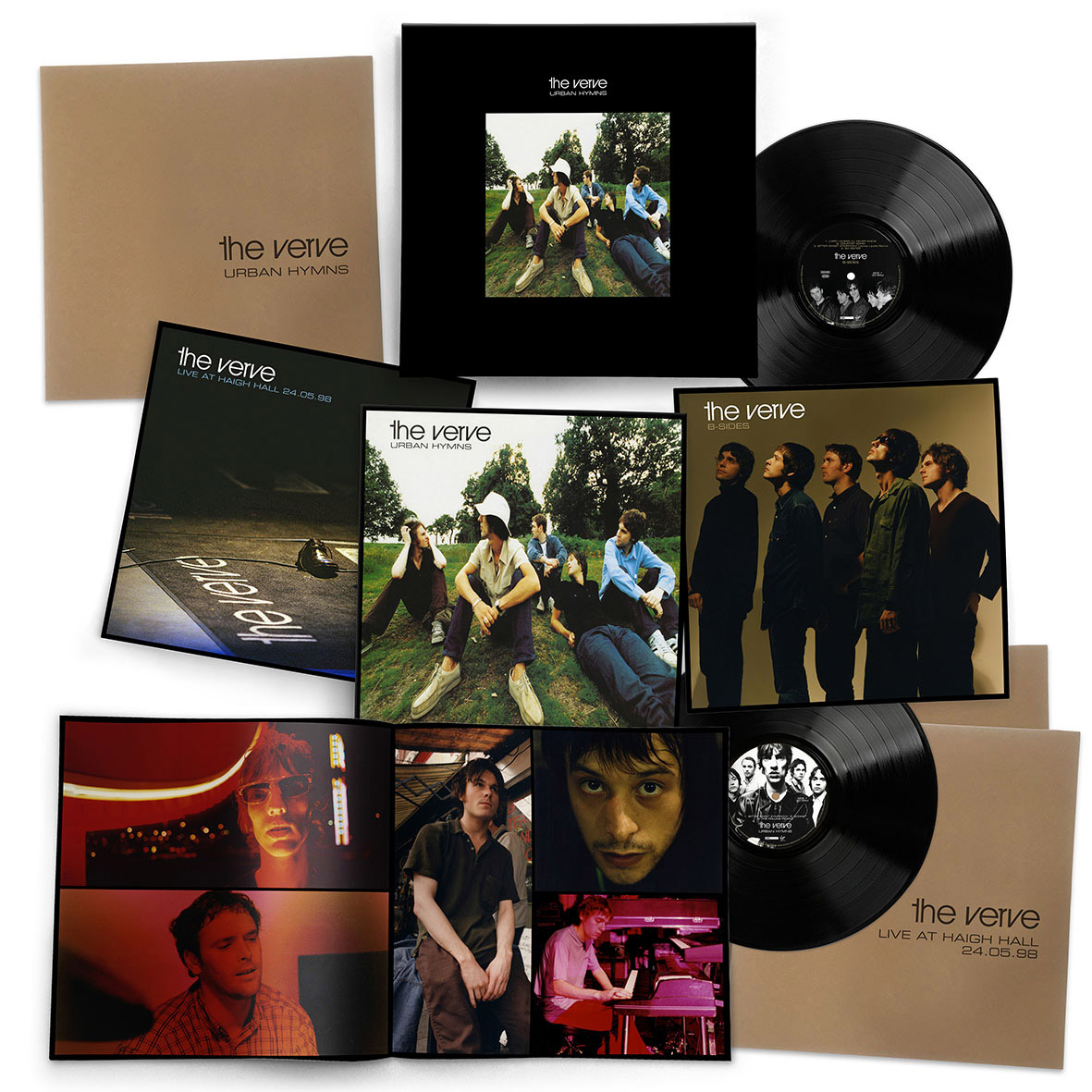 The Verve Ir 225 Relan 231 Ar O Cl 225 Ssico Quot Urban Hymns Quot No
