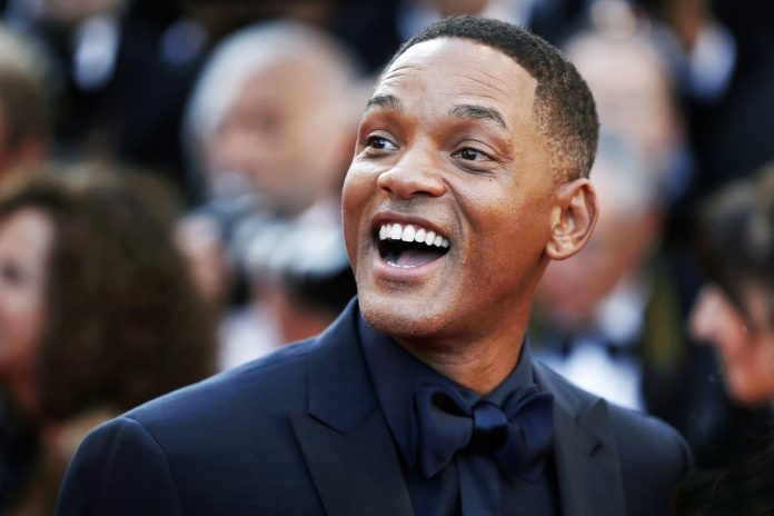 Will Smith em Cannes, 2017