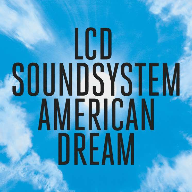 LCD Soundsystem - American Dream capa