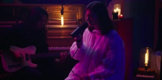 Lorde - sessões intimistas de Melodrama