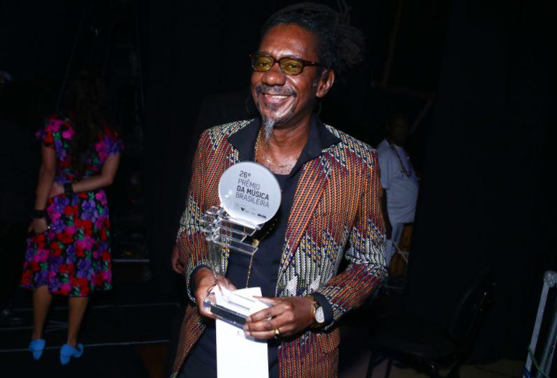 Morre o cantor Luiz Melodia