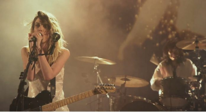 Wolf Alice em On The Road