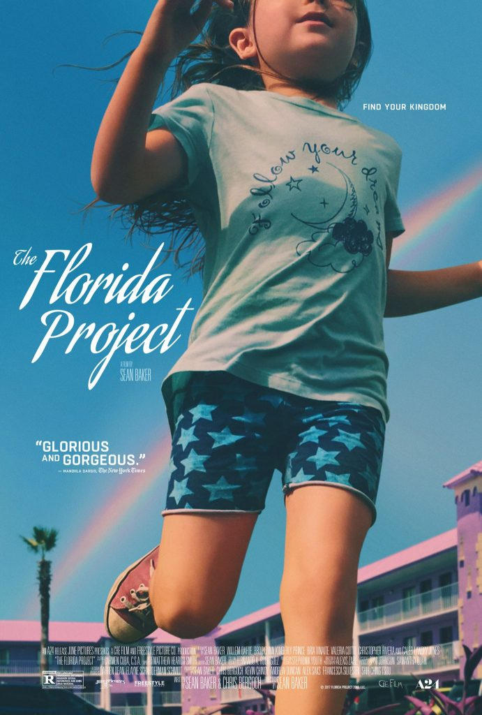 Pôster do filme The Florida Project