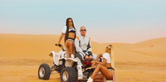 """Anitta e Major Lazer no clipe de """"Sua Cara"""""""