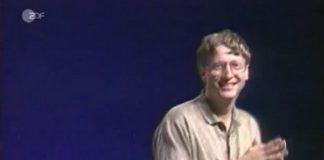 Bill Gates dança Rolling Stones