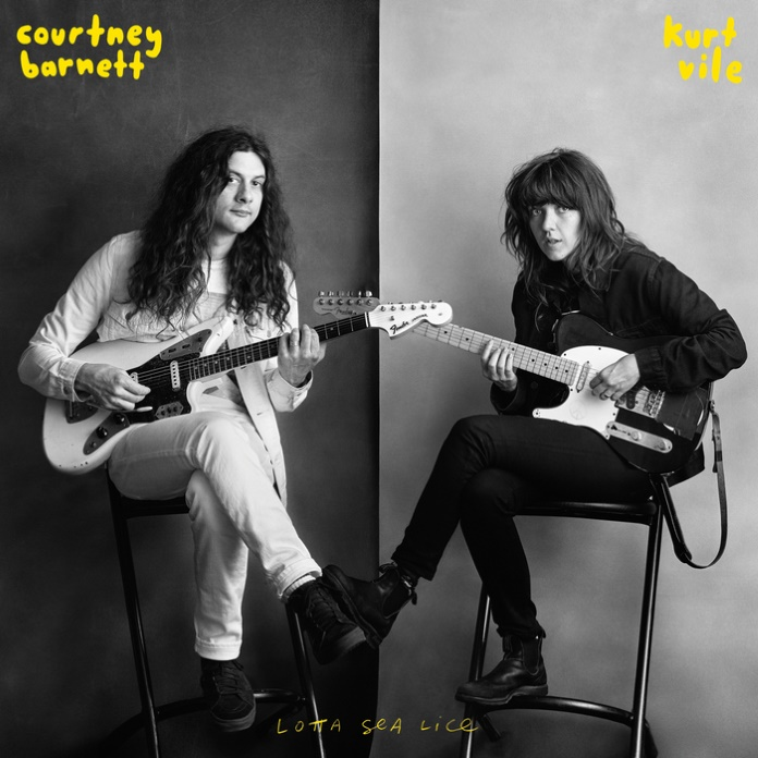 Courtney Barnett e Kurt Vile - Lotta Sea Lice