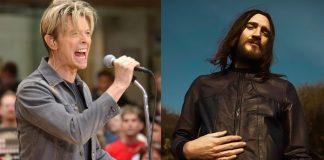 David Bowie e John Frusciante