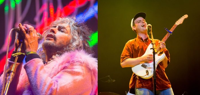 The Flaming Lips e Mac DeMarco
