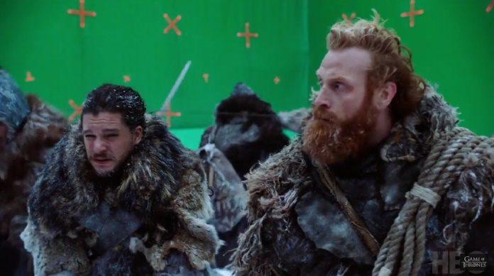 Bastidores de Game Of Thrones