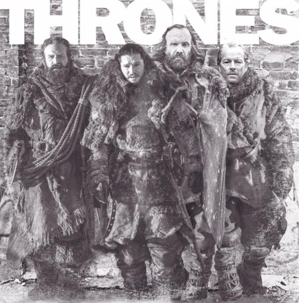 Game Of Thrones e Ramones