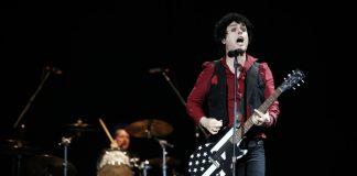 Green Day na Itália, 2017