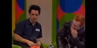 Green Day no Recovery TV