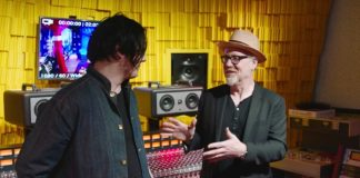 Jack White e Adam Savage