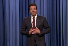 Jimmy Fallon no Tonight Show