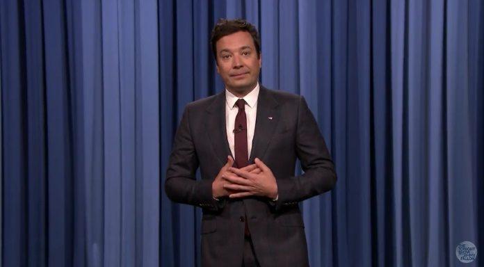 Jimmy Fallon no Tonight Show