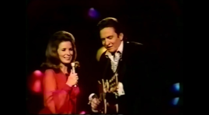 June Carter Cash e Johnny Cash
