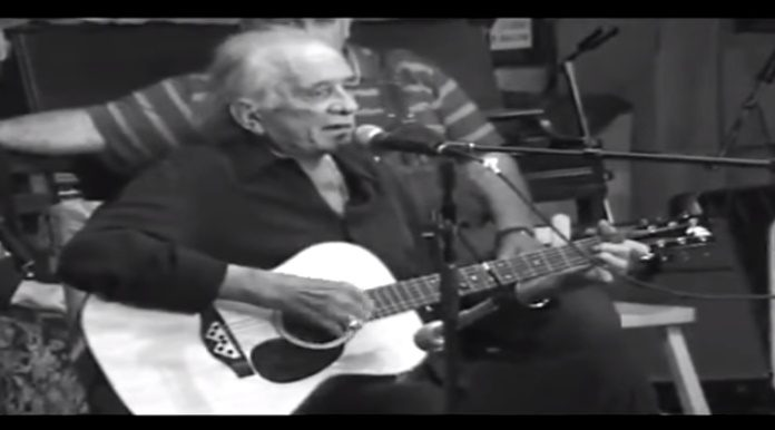 Último show de Johnny Cash