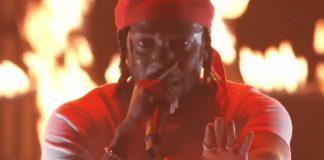 Kendrick Lamar no VMA 2017