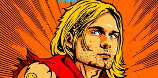 Kurt Cobain como Ken, de Street Fighter