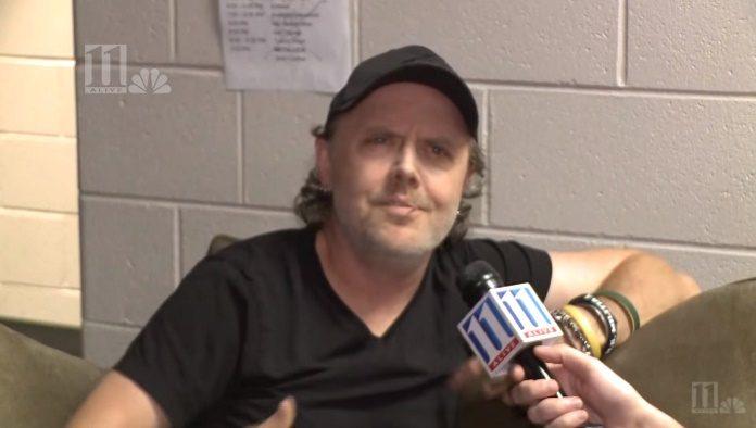 Lars Ulrich, do Metallica