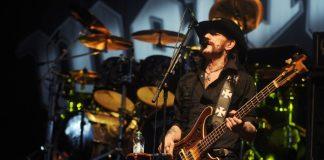 Lemmy Kilmister em 2015 (Motörhead, Ace of Spades)