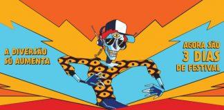 Lollapalooza Brasil terá 3 dias