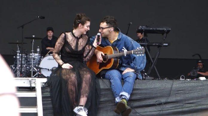 Lorde e Jack Antonoff