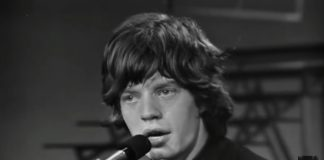 "Mick Jagger em vídeo ""musicless"" do Rolling Stones"