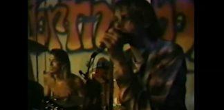 Primeiro show de Dave Grohl no Nirvana