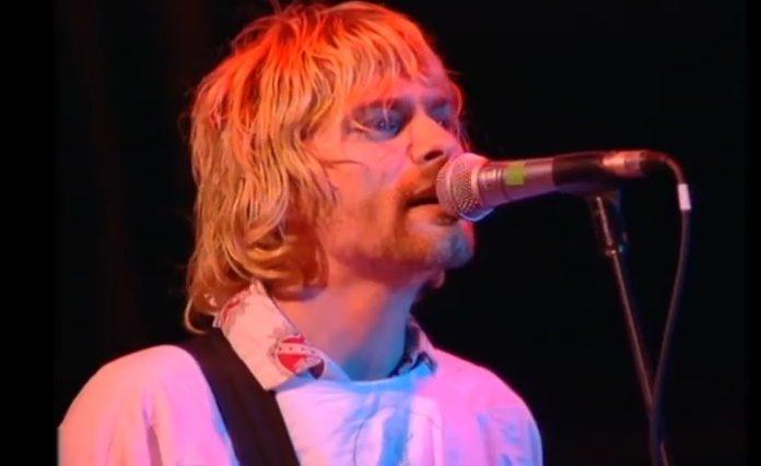 Nirvana no Reading Festival 2012