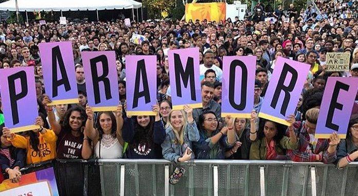 Paramore no Good Morning America