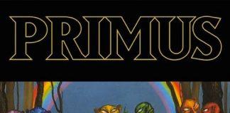 "capa do disco ""the desaturating seven"" do Primus"