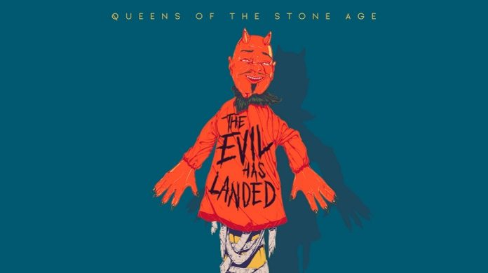 Queens Of The Stone Age - The Evil Has Landed