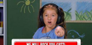 Kids React do Queen